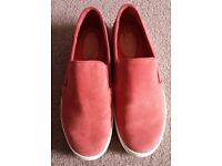 Michael Kors Leather Loafers (new)