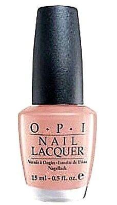 OPI Nail Polish Lacquer Enamel Varnish W43 Skinny Dip'n In Lake Michg'n 15ml NEW