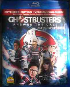 Ghostbusters Answer the Call (2016) Blu-ray only