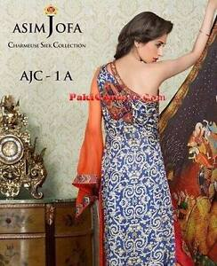 Asim Jofa Silk Eid Dress Pakistani Indian