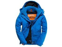 Superdry Windcheater (As new)