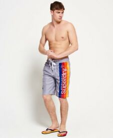 Superdry California board shorts (Small)