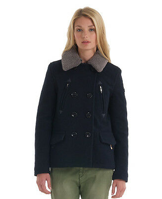 Womens Superdry pea coat