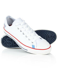Superdry Retro Sport Low Top Trainers.