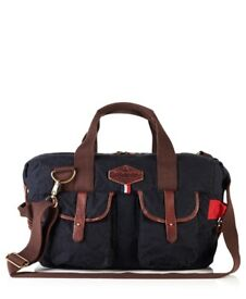 Superdry men's Brookfield holdall gym / travel bag