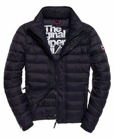 Superdry mens jacket - small