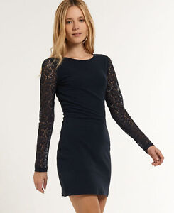 25% Off BRAND NEW Superdry® Prism Lace Bodycon Dress