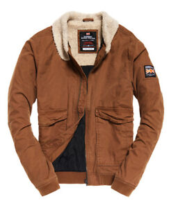 Rookie Winter Aviator bomber Jacket from SUPERDRY -brand new