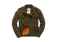 Superdry Military Rookie Jacket
