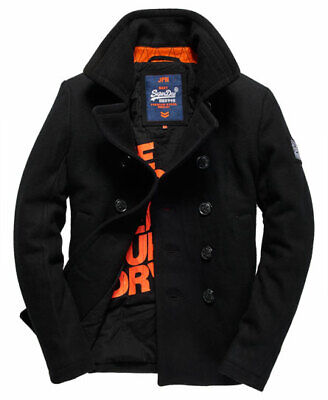 Superdry - Rookie Peacoat, black, L