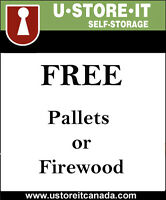 FREE Pallets or Pallets for Fire Wood - South