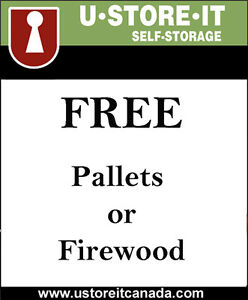 FREE Pallets or Firewood
