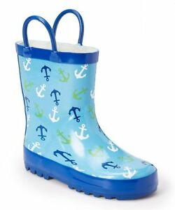 Anchor Kids Rain Boots, size 5/6