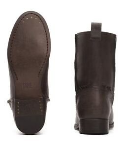 Brand New in Box Frye Cara short Boots in Smoke colour 7.5