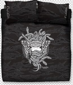 Crooks&castles bedding set