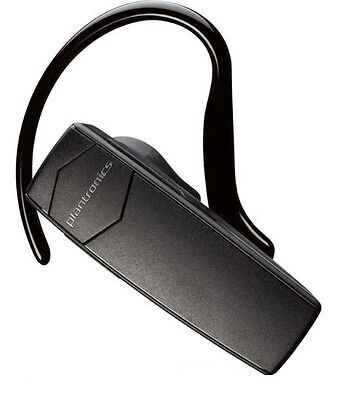 Plantronics Explorer 10 Bluetooth V3 0 Headset A2dp Music  Noise Reduction Black