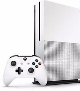 Xbox one s console in box 500gb   For sale