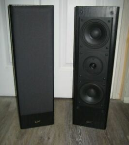 Pro-Linear speakers