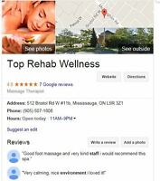 Chiropractor needed for business partner in Mississauga centre