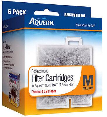 AQUEON FILTER CARTRIDGE MEDIUM. FOR QUIET FLOW 10 FILTER. -