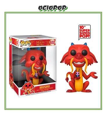 Funko POP! Disney: Mulan: Mushu