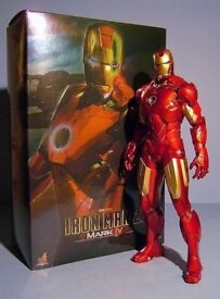 Iron Man 2 Mark IV Hot Toy