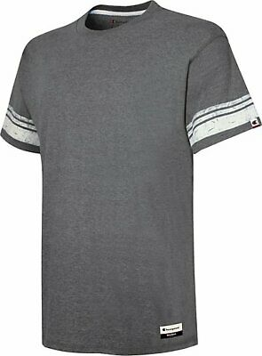 Champion Men's T-Shirt Originals Triblend Varsity Tee Short Sleeve Authentic NWT