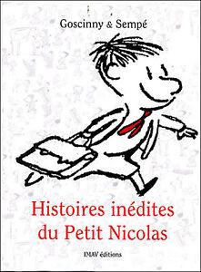 LIVRES  et DVD DU PETIT NICOLAS de GOSCINNY et SEMPÉ