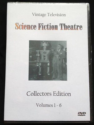 Science Fiction Theater   All 78 Episodes   Bonus
