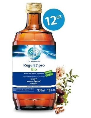 Dr Niedermaier Regulat Pro Bio   12 Oz Energy Immune System Vitality Antioxidant