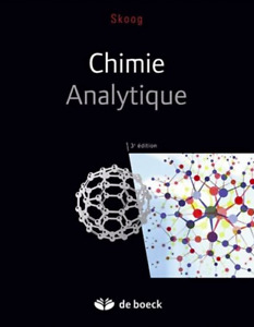 Chimie analytique 3e édition (Skoog, West, Holler & Crouch)