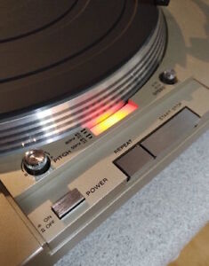 SONY PS T20 Vintage Turntable (1978-79)