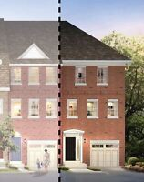 Victoria Common - Beautiful End Townhome by Losani - Lot 190