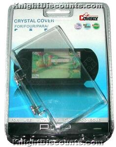 PSP-Rigid-SCREEN-PROTECTOR-Sony-Lens-Cover-Shield-NEW