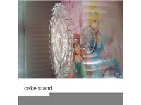 8 inch cake stand
