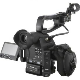 Canon EOS C100 EF Mount