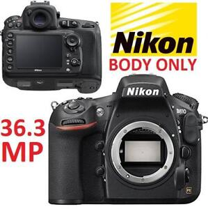 NEW NIKON D810 36MP DIGITAL CAMERA D810 141518567 Camera with 3.2Inch TFT LCD Camera Body Only