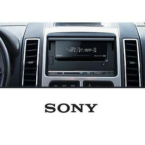 NEW* SONY PHONE CRADLE RECEIVER IN DASH W/ BLUETOOTH CD CAR STEREO IN-CAR RECEIVERS  PLAYERS 108379899