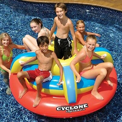 Cyclone Spinner Pool Toy, Pool Spinning Toy, Limited Stock, New!