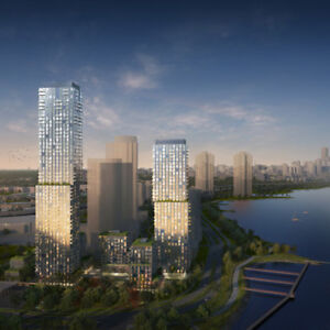 Lakeshore Brand New Condo Units *Assignment Sale* Move in 2018