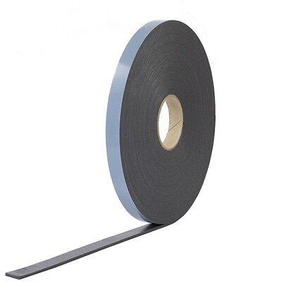 HSF Vorlegeband 9mmx2mm grau einseitig selbstklebend 10m Rolle Dichtungsband