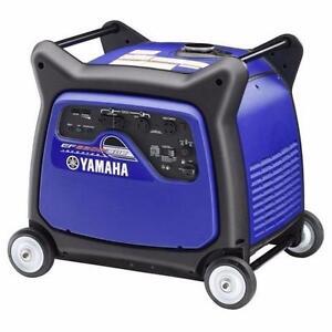 BRAND NEW 6300 Watt Yamaha EF6300iSDE Inverter Generator