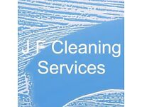 J F window cleaning services