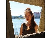 au pair from France