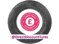 225/40/18 Brand New Tyres £38.50 - Supplied & Fitted - Gainsborough - 7 Days A Week 225/40R18 Tyre
