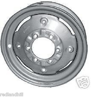 Tractor Front Wheel Rim 4.5 X 16 For 6 Bolt Hub