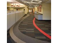 Carpet Tiles Supplied and Fitted or Supply only