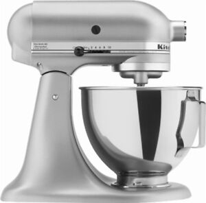 Kitchen Aid Stand Mixer - Silver