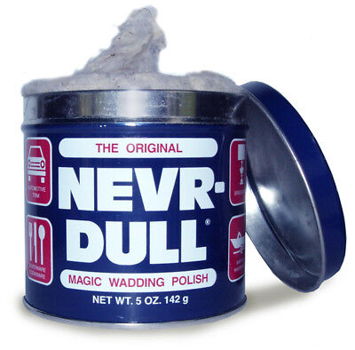 The Original (Never) Nevr-Dull Magic Wadding Polish