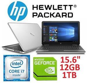 "REFURB HP 15.6 GAMING LAPTOP PC - 101178947 - 15.6"" Windows 10, Intel Core i7-6500U - 12GB MEMORY - 1TB HDD"